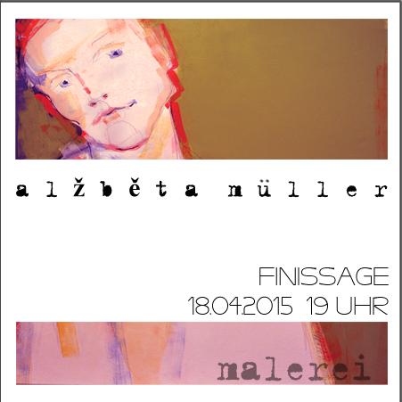 FINISSAGE Alžběta Müller 18.04.2015