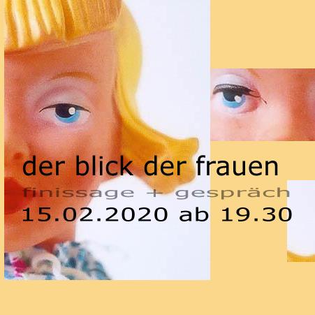 Austellung #5 Sophia Süssmilch Finisage + Gespräch am 15.Februar 2020 ab 19.30 Uhr