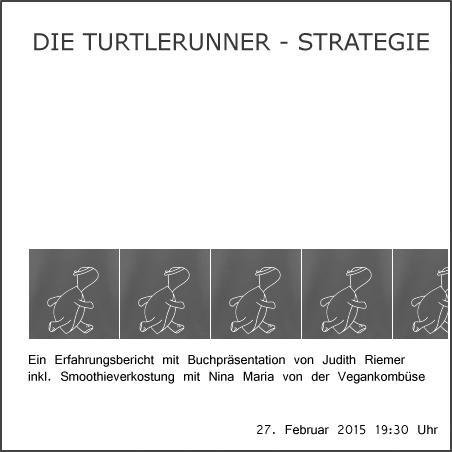 Buchpräsentation #2 Judith Riemer 27. Februar 2015