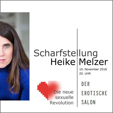 heike melzer #5 erotischer salon 10. November 2018